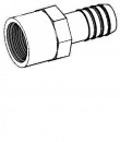 Hose Adapters (FPT x Barb) | Fittings