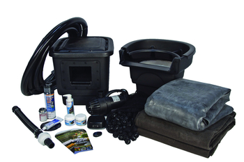 Pond kits quotes for Koi pond kits lowes
