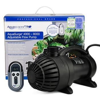 AquaSurge Pro Adjustable Flow Pumps | Waterfall Pumps