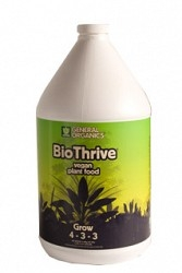 BioThrive Grow  | Nutritional Additives