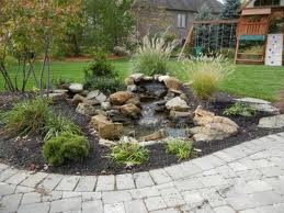 Small Pondless Waterfall with Up To 6' Stream | Pondless ...