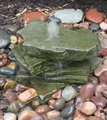 AquaRock Blue Stone Kit | Garden Decor