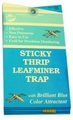 Thrip/Leafminer Trap (5/pk) | Plant Care/Pest Control