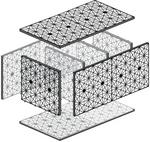 AquaBlox Water Matrix (2 sizes)   Pondless Waterfall Kits